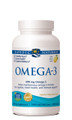 Nordic Naturals Omega-3 Fish Oil - 120 softgels