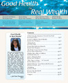 Good Health Is Real Wealth Issue #14 - PDF Format