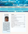 Good Health Is Real Wealth Issue #17 - PDF Format