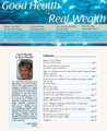 Good Health Is Real Wealth Issue #18 - PDF Format