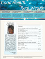 Good Health Is Real Wealth Issue #20 - PDF Format