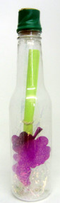 Wine Theme message in a bottle