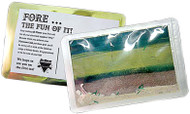 Golf Mailable Pouch Postcard