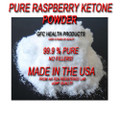 99.9 % PURE RASPBERRY KETONE POWDER