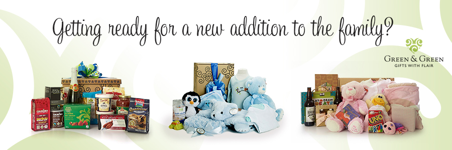 Baby Gift Baskets Vancouver : Gift baskets in vancouver baby gifts promotional