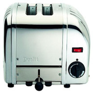 Dualit Two Slice Toaster - Chrome