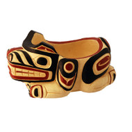 Bear Potlatch Bowl