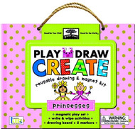 Green Start - Play, Draw and Create - Princess