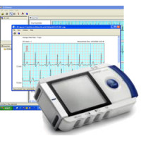 Buy Omron HeartScan Initial unit  HeartScan, Software disc, card reader (HCG-801-E(IU)) sold by eSuppliesMedical.co.uk