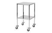 Buy Dressing Trolley - 450mmL x 450mmW x 840mmH (SUN-STFW4/FFS2) sold by eSuppliesMedical.co.uk