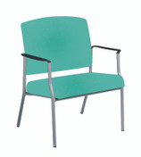 Bariatric Stacking Chair, 37 stone (240kg), Intervene