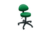 Buy Gas-lift Stool with Back-Rest (Sun-ST04) sold by eSuppliesMedical.co.uk