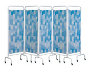 Buy Sunflower - Five Panel Screen (SUN-MFS5) sold by eSuppliesMedical.co.uk