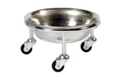 Buy Kick About Bowl, Anti-static castors (SUN-TKAB01) sold by eSuppliesMedical.co.uk