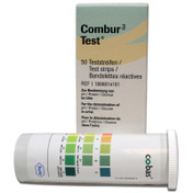 Buy Combur 3 Test Strips, Box of 50 (11896814191_) sold by eSuppliesMedical.co.uk