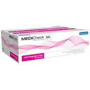 Buy Pasante MEDIChek hCG Pregnancy Test, Dip and Read, Box of 50 (8625A) sold by eSuppliesMedical.co.uk