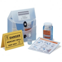 Buy Guest Medical Mercury Spill Kit (MOH9512) sold by eSuppliesMedical.co.uk