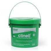 Clinell Universal Wipes Bucket - Bucket of 225