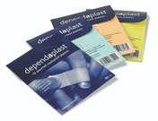 Buy Washproof Plasters, Assorted, Pack of 100 (REL536) sold by eSuppliesMedical.co.uk