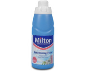 Buy Milton Sterilising Fluid, 500ml, per Bottle (D5804) sold by eSuppliesMedical.co.uk