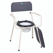 Buy Sidhil Stackable Commode (Magnolia) (1345/MAG) sold by eSuppliesMedical.co.uk