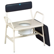 Buy Sidhil Bariatric Commode (Fixed Arms & Legs) (3016/2) sold by eSuppliesMedical.co.uk