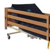 Buy Sidhil Bradshaw Bariatric Side Rail Height Extension (1275/5/BAR/LOAK) sold by eSuppliesMedical.co.uk