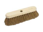 Buy Charles Bentley 12inch Broom Head Indoor Wooden Soft Bassine Bristle 300mm (4002904) sold by eSuppliesMedical.co.uk