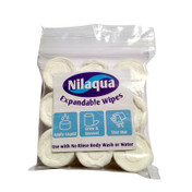 Buy Nilaqua Compressed Expandable Wipes, 9 Pack, Case of 30 (NEW9) sold by eSuppliesMedical.co.uk