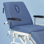 Buy Sidhil Bariatric Plinth Phlebotomy Arms (PLA07) sold by eSuppliesMedical.co.uk