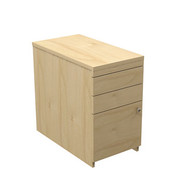 OT 3 Drawer Desk Height Pedestal