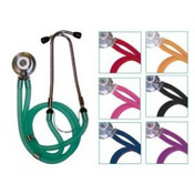 Buy Economy Twin Tube Sprague Rappaport Stethoscope, Orange (TD1-13-306) sold by eSuppliesMedical.co.uk