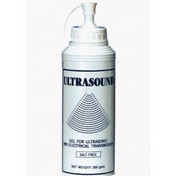 Buy Parker Blue Ultra Sound Transmission Gel 260ml (D5451) sold by eSuppliesMedical.co.uk