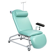 Buy Sunflower Fixed Height Reclining Phlebotomy Chair with 4 Locking Castors (SUN-PHLEB1) sold by eSuppliesMedical.co.uk