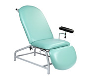 Sunflower Fixed Height Phlebotomy Chair with Adjustable Feet