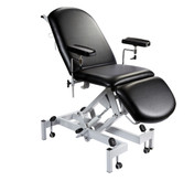 Buy Sunflower Hydraulic Fusion Drop End Multi-Discipline Couch, With Gas Assisted Head and Foot Section (SUN-FDECH1/COLOUR) sold by eSuppliesMedical.co.uk