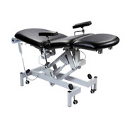 Sunflower Fusion Phlebotomy Chair with Electric Height Adjustment, Electric Back, Foot Sections and Tilting Seat