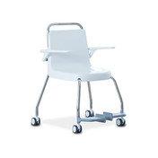Buy Bristol Maid Commode with Lid and Pan Shelf (5ECM005/A) sold by eSuppliesMedical.co.uk