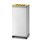Buy Bin 90 Ltr,Handsfree,Castors (BR105) sold by eSuppliesMedical.co.uk