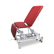 Buy Chair - Bariatric - Variable Height - Three Section - Electric - Handswitch - Vinyl - Bristol Blue (EC4330/VBB) sold by eSuppliesMedical.co.uk