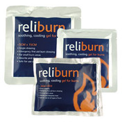 Buy Reliburn Burns Dressing 10cm x 40cm REL400 (REL400) sold by eSuppliesMedical.co.uk