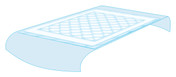 Buy Tena Bed Plus Wings Bed Pad 180 X 80cm, Pack of 20 (M0771103) sold by eSuppliesMedical.co.uk