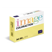 Image Coloraction Paper, Pale Yellow (Desert), A4 80GM, x500 Sheets