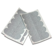 ECG Skin Scratch Pads, Pack of 100