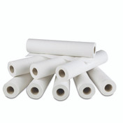 "Northwood Couch Rolls, 20"", White, 40M, Pack of 9"