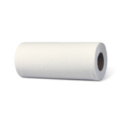 "Northwood Wiper Rolls, 10"", White, 40M, Pack of 18"