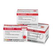 Cleartest D-Dimer Test Kit, Pack of 5