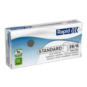 Rapid 26/6 Staples Pack of 5000