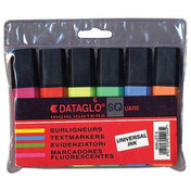 Value Highlighters Assorted Pack of 6