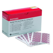 Buy BIOTABS Ag ECG Electrodes, Box of 500 (SS0415M) sold by eSuppliesMedical.co.uk